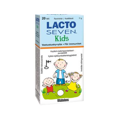 Lacto Seven Kids  20 tabl