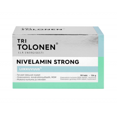 TRI TOLONEN NIVELAMIN STRONG+ TABL 90 FOL