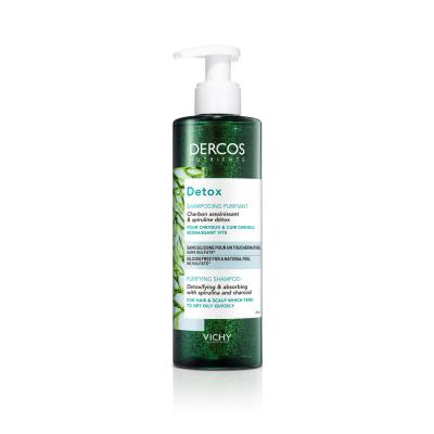 Vichy Dercos Nutrients Detox -Sh 250 ml