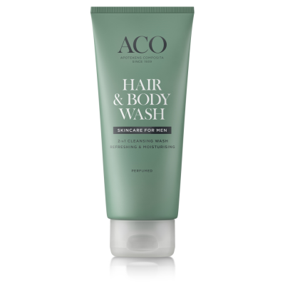 ACO For Men Hair & Body Wash P 200 ML