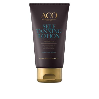 ACO Selftanning Lotion P 150 ml