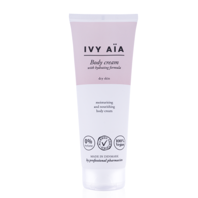 IVY AIA HYDRATING BODY CREAM 250 ML