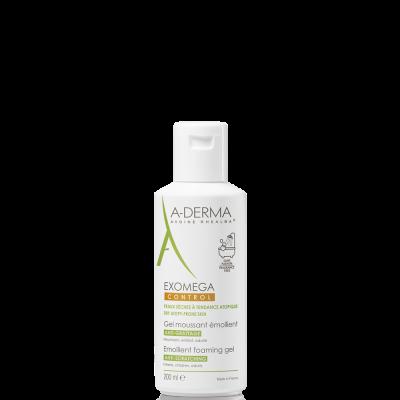 A-Derma Exomega Control foaming gel 200 ml