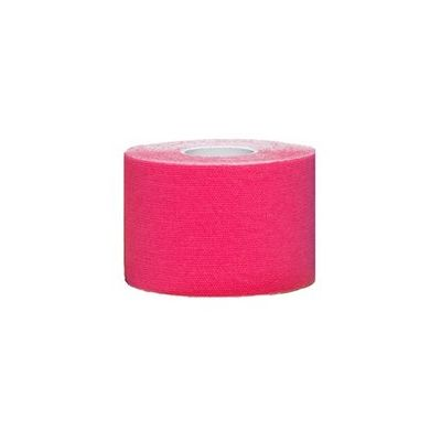 Pharmacare kinesioteippi 5cmx5m pinkki X1 rll