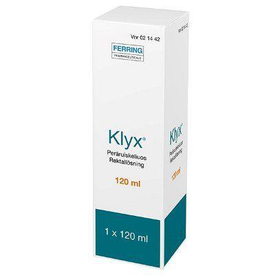 KLYX peräruiskeliuos 120 ml