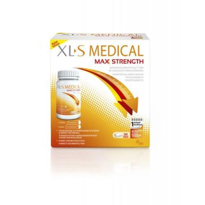 XL-S MAX STRENGTH X120 KPL