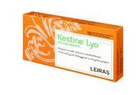 KESTINE LYO 20 mg tabl, kylmäkuivattu 30 fol