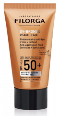 FILORGA UV-Bronze face 50 SPF 40 ml