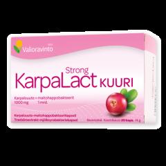 KarpaLact Strong KUURI 20 kaps
