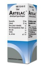 ARTELAC 3,2 mg/ml silmätipat, liuos 10 ml