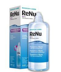 RENU MULTI-PURPOSE SOLUTION X240 ML