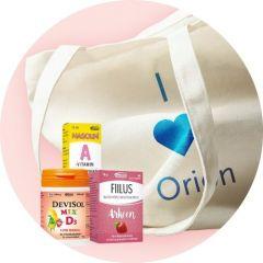 Orionin keräilylahja tuotteita - Rotuaarin verkkoapteekki