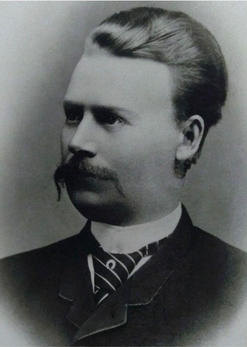 Apteekkari Huhtinen 1884-1893